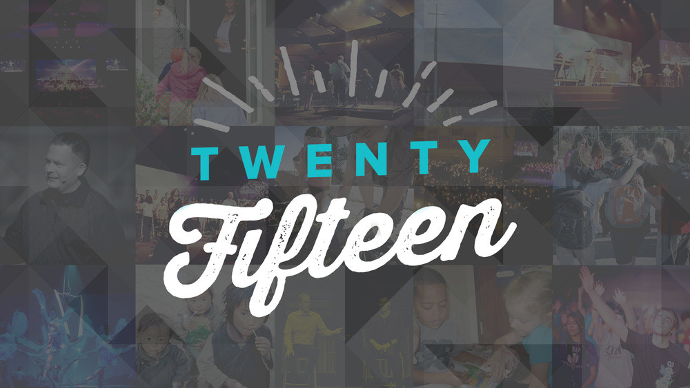 Southeast Christian Church: Twenty Fifteen | Shane Harris