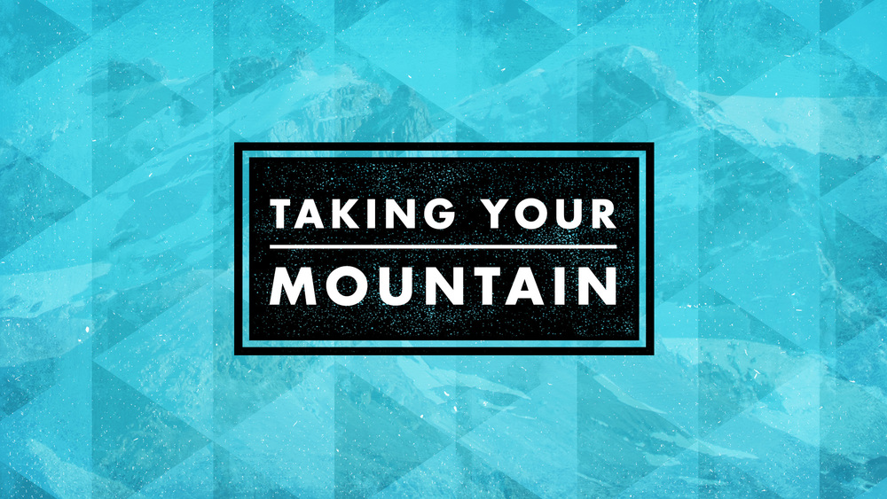 Southeast Christian Church: Taking Your Mountain | Shane Harris