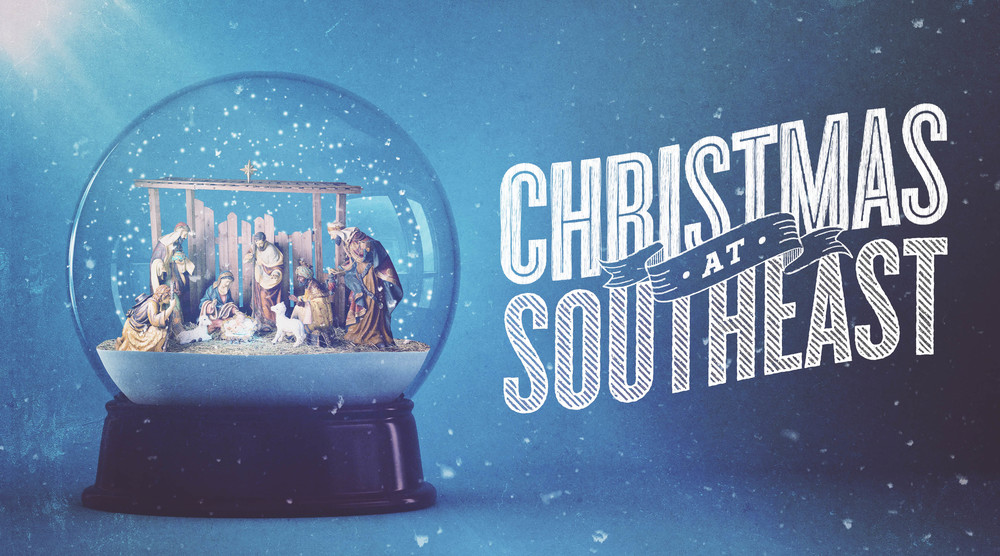 Southeast Christian Church: Christmas at Southeast | Shane Harris
