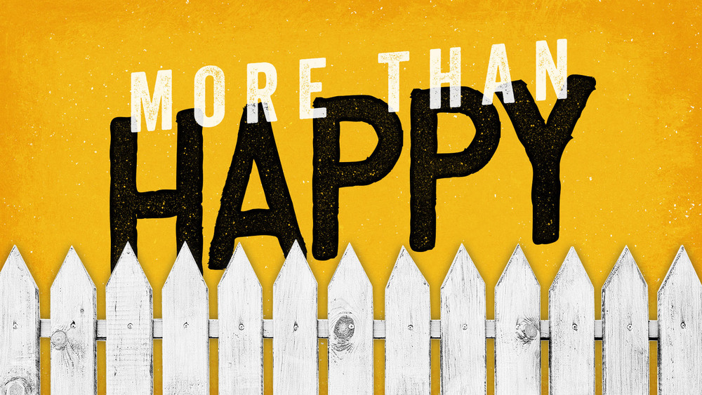Southeast Christian Church: More than Happy | Shane Harris