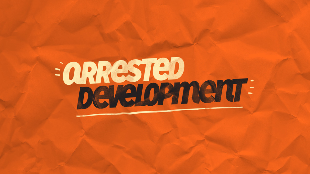 Southeast Christian Church: Arrested Development | Shane Harris
