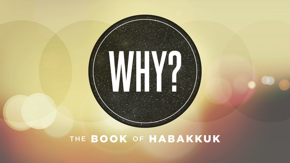 Ministry Pass: Why? - The Book of Habakkuk | Shane Harris