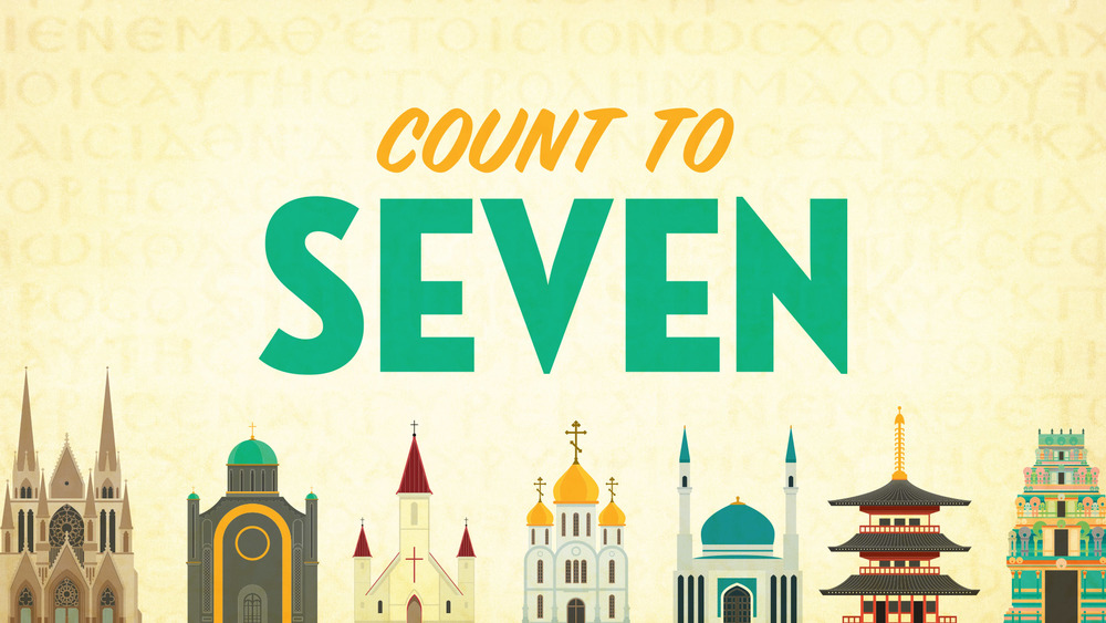 Ministry Pass: Count to Seven | Shane Harris