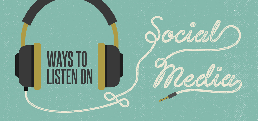 Sunday Mag: Ways to Listen on Social Media | Shane Harris