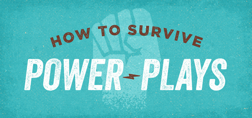 Sunday Mag: How to Survive Power Plays | Shane Harris