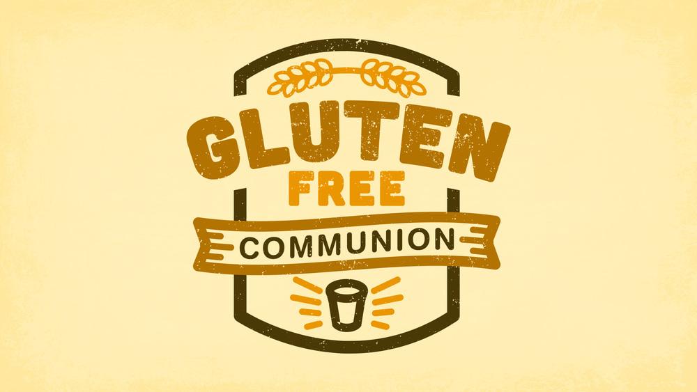 Gluten Free Communion | Shane Harris
