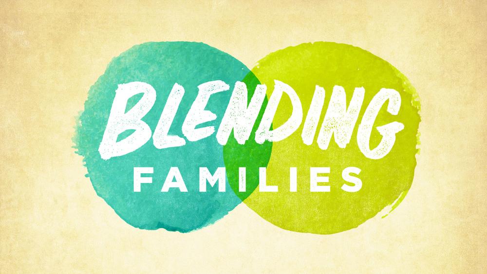 Blending Families | Shane Harris
