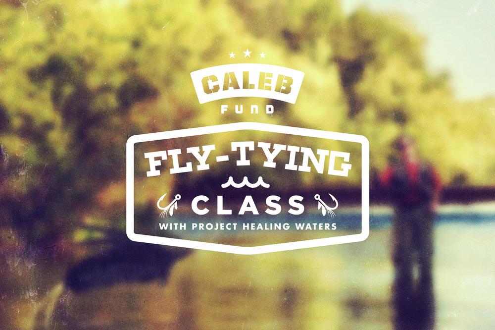 Fly Tying Class | Shane Harris