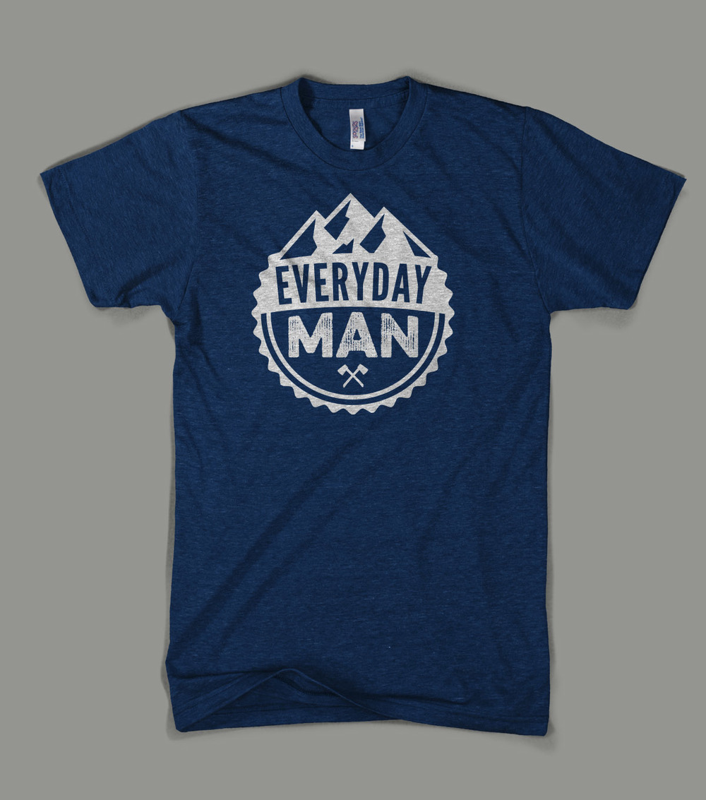Southeast: Everyday Man - Men's Conference shirt | Shane Harris - Melbourne Florida Graphic Design