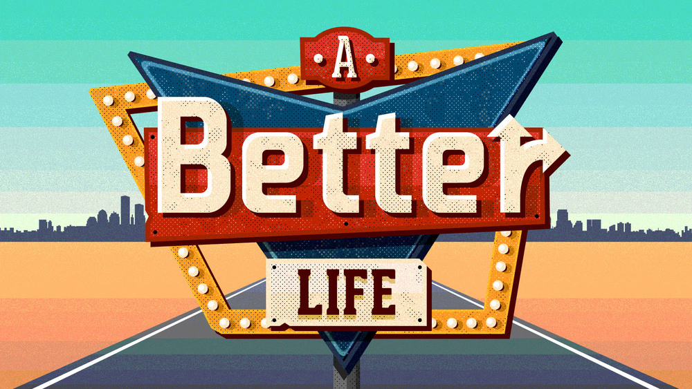 Southeast Christian Church: A Better Life | Shane Harris - Melbourne Florida Graphic Design