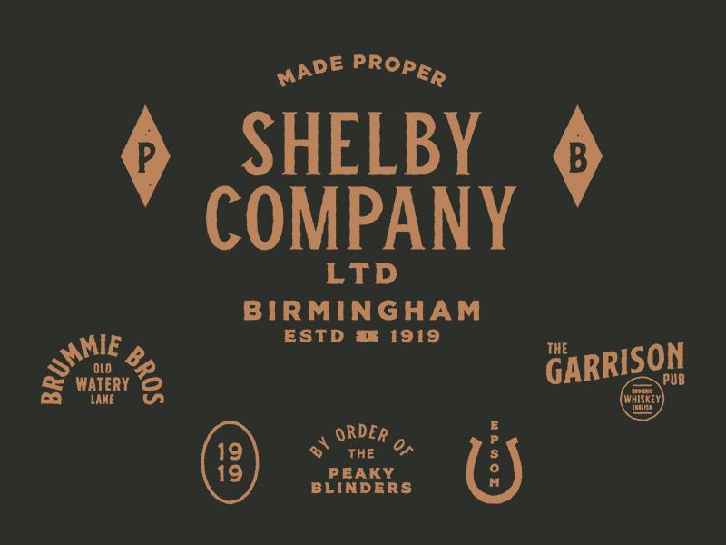 Peaky Blinders | Shane Harris Design - Melbourne Florida Graphic Design