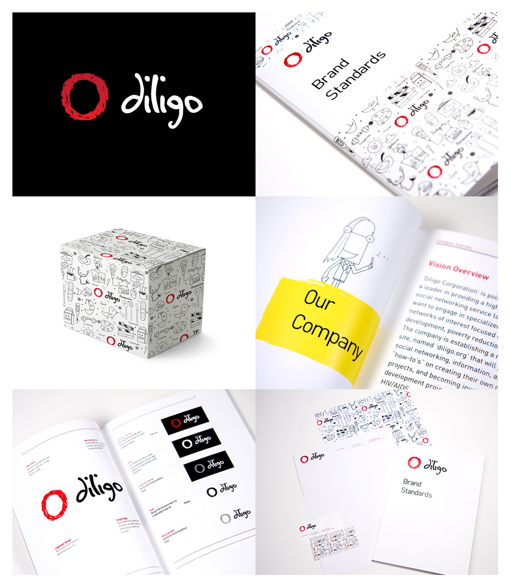 Diligo Brand Diligo is a web community for people to create, collaborate or invest in ideas that will change the world in a possitive way.