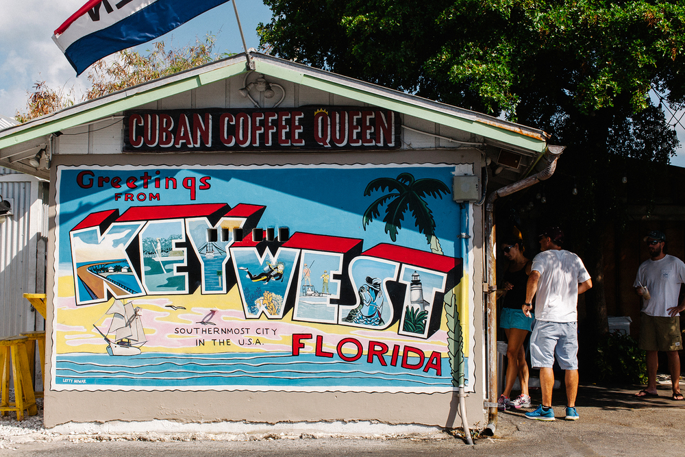 Photo Op Spot - Fun Fact: Key West is about 90 miles from Cuba from its southernmost poiint.