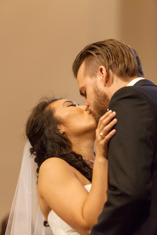Houston Wedding At Grace Bible Church Megan Michael