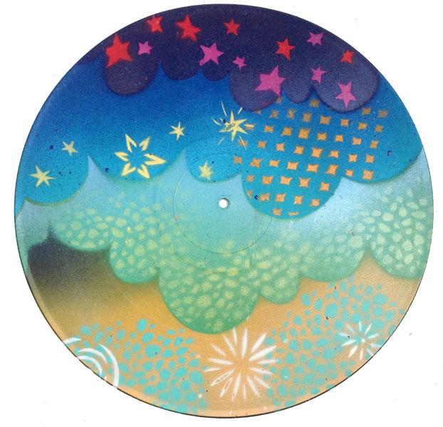 Vinyl Stencil Spray 2