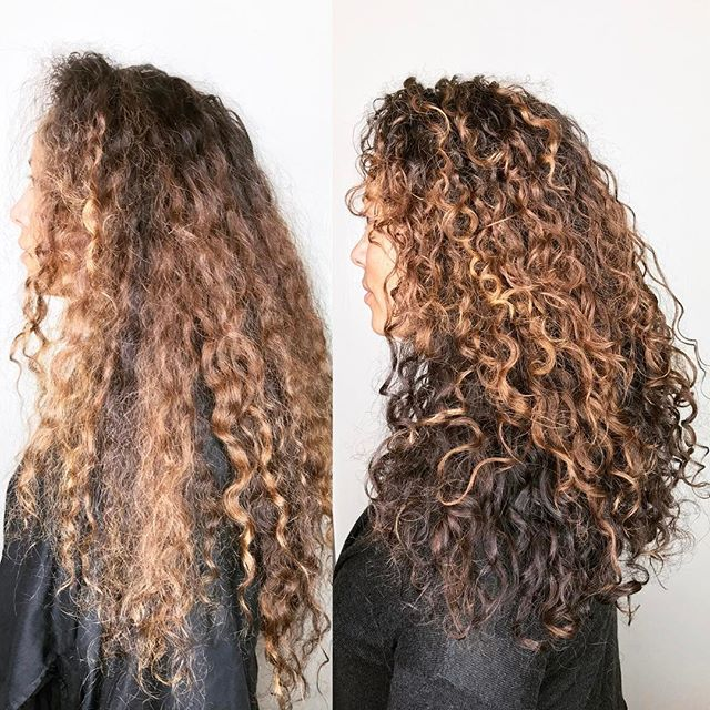 Bring those beautiful curls back to life !