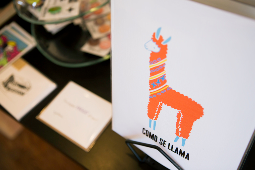 BTW  co-LAb gallery carries some other great  loot  tooo. It's a LLAMA. ILOVEILOOTILOVEILOOT