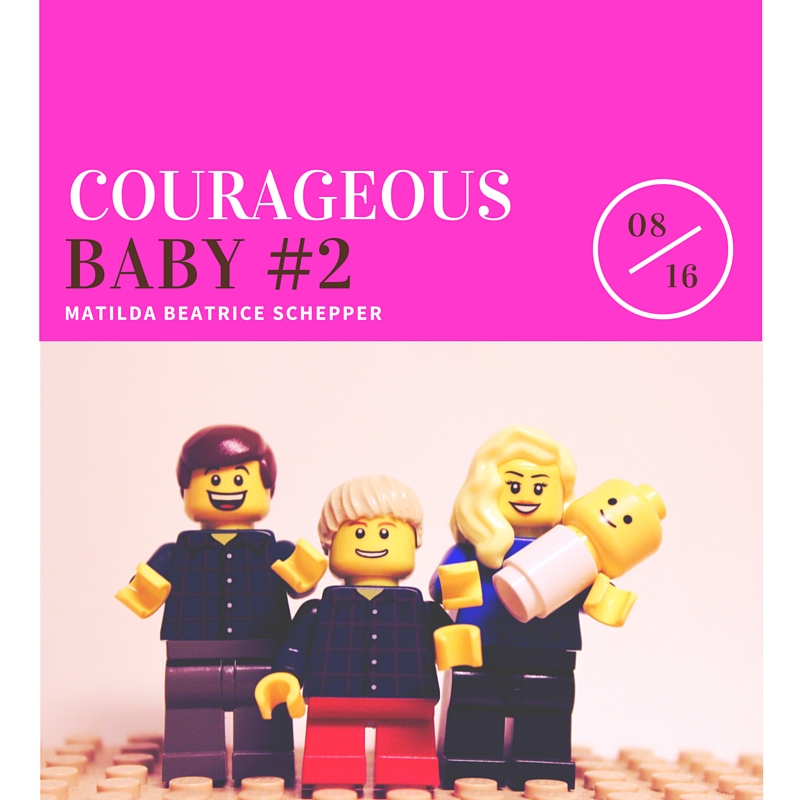 courageous baby 2