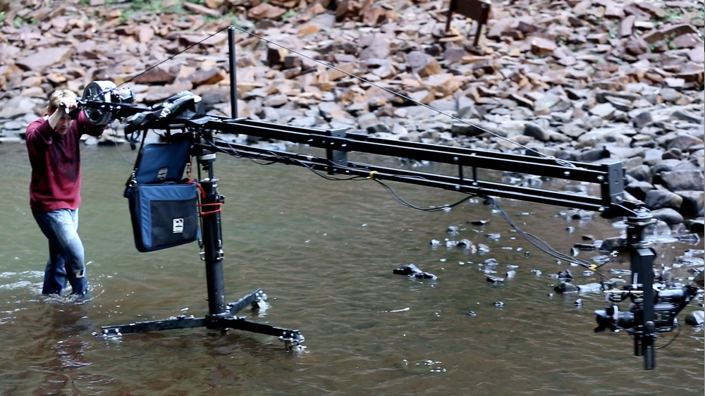 Billy jib in the water @ Fall Creek Falls.jpg