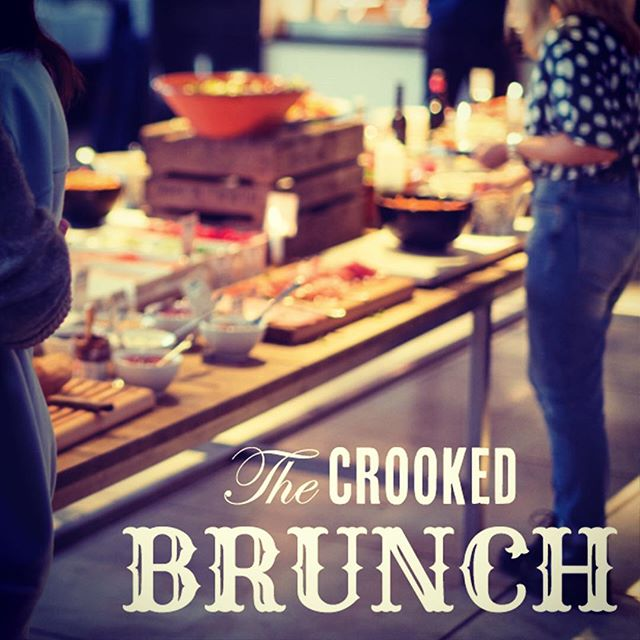 Glöm inte att det är Brunch lördag och söndag 12-16! Ha en fantastisk helg! ❤