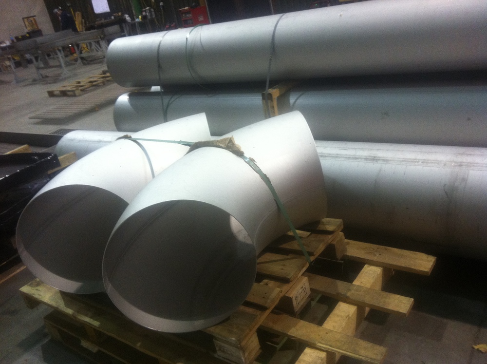 Piping and Ducting Fabrication