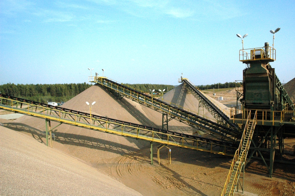 Conveying Mining Buttimer Engineering CRH
