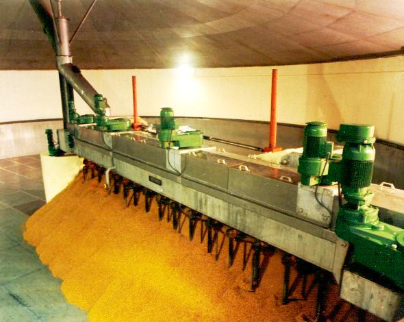 Malting and Grain Handling