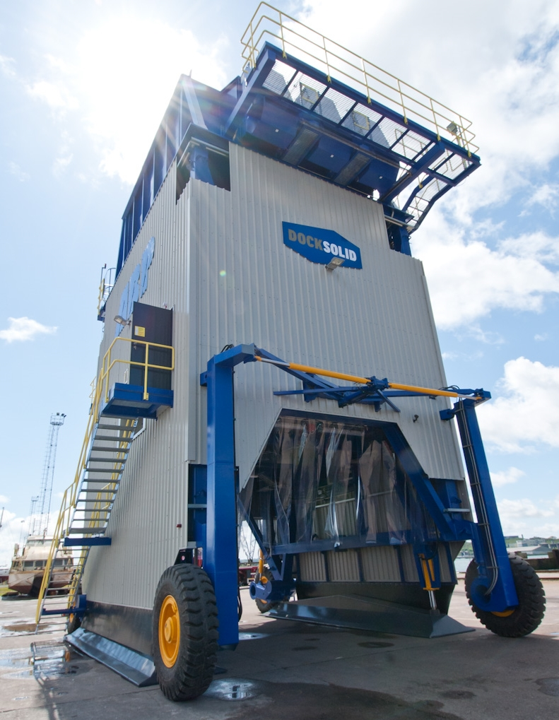 DOCKSOLID Bulk Port Equipment