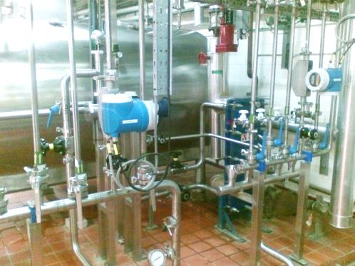Stainless Steel Piping Fabrication & Installation