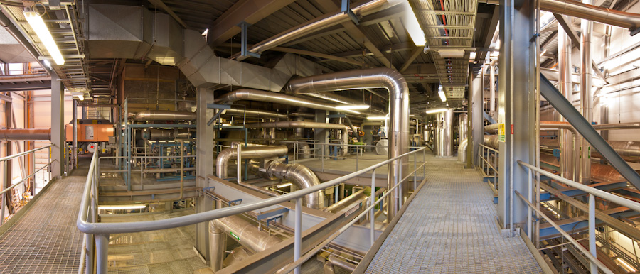 Design, Fabrication & Installation of Piping, Ducting, Platforms and Support Steel
