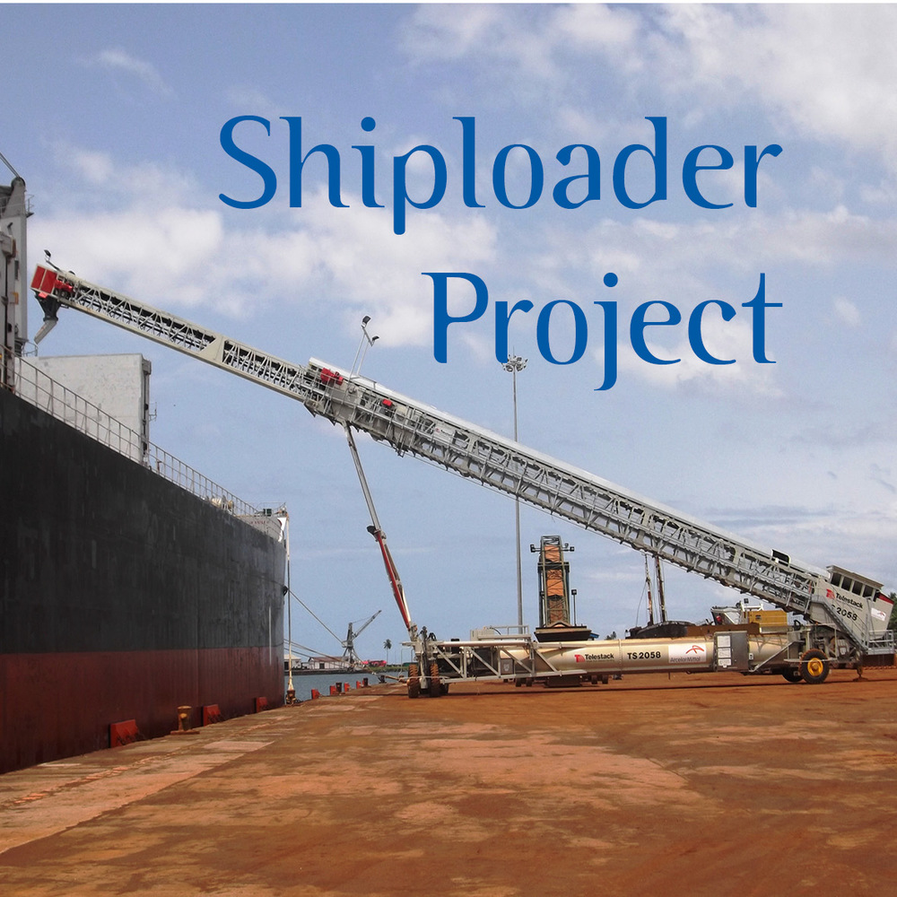 mechanical handling bulk port terminal buttimer Engineering