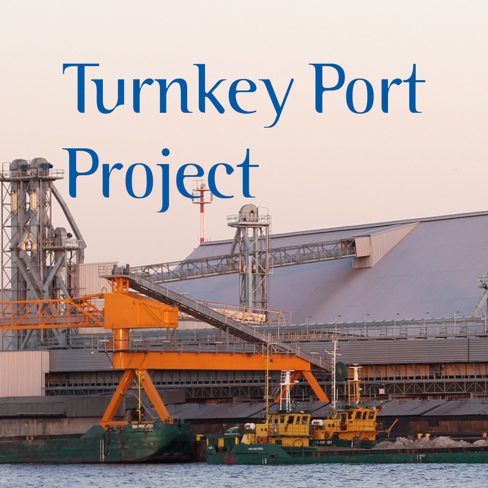 bulk terminal handling design buttimer engineering