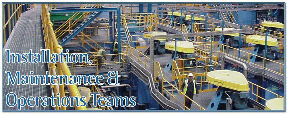 Mechanical Engineering mining contractor turnkey EPC Buttimer Engineering