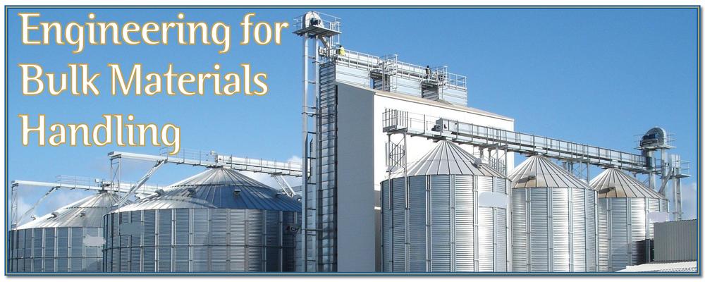 Bulk handling food grain storage design contracing EPC Buttimer Engineering