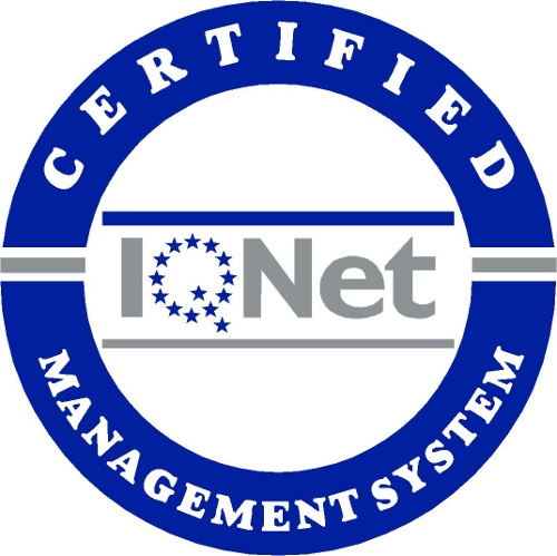 IQnet logo ISO Buttimer Engineering quality