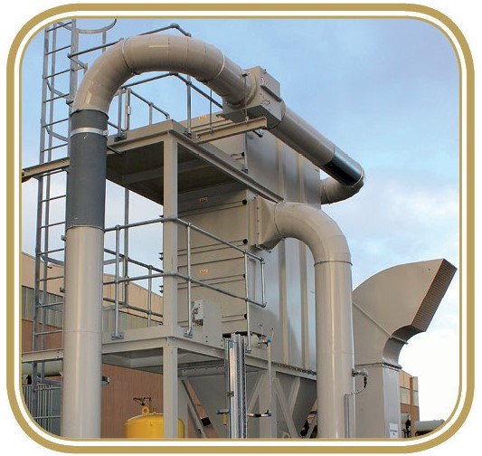 Dust Control Solutions Equipment Buttimer Engineering Ireland