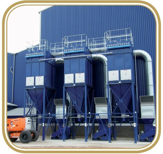 Dust Control Equipment Buttimer Engineering Ireland