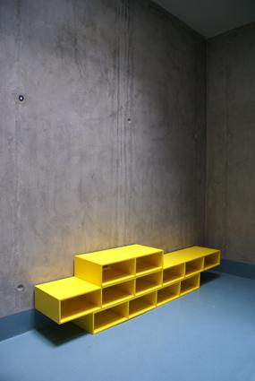 Sumas shelving system horizontal
