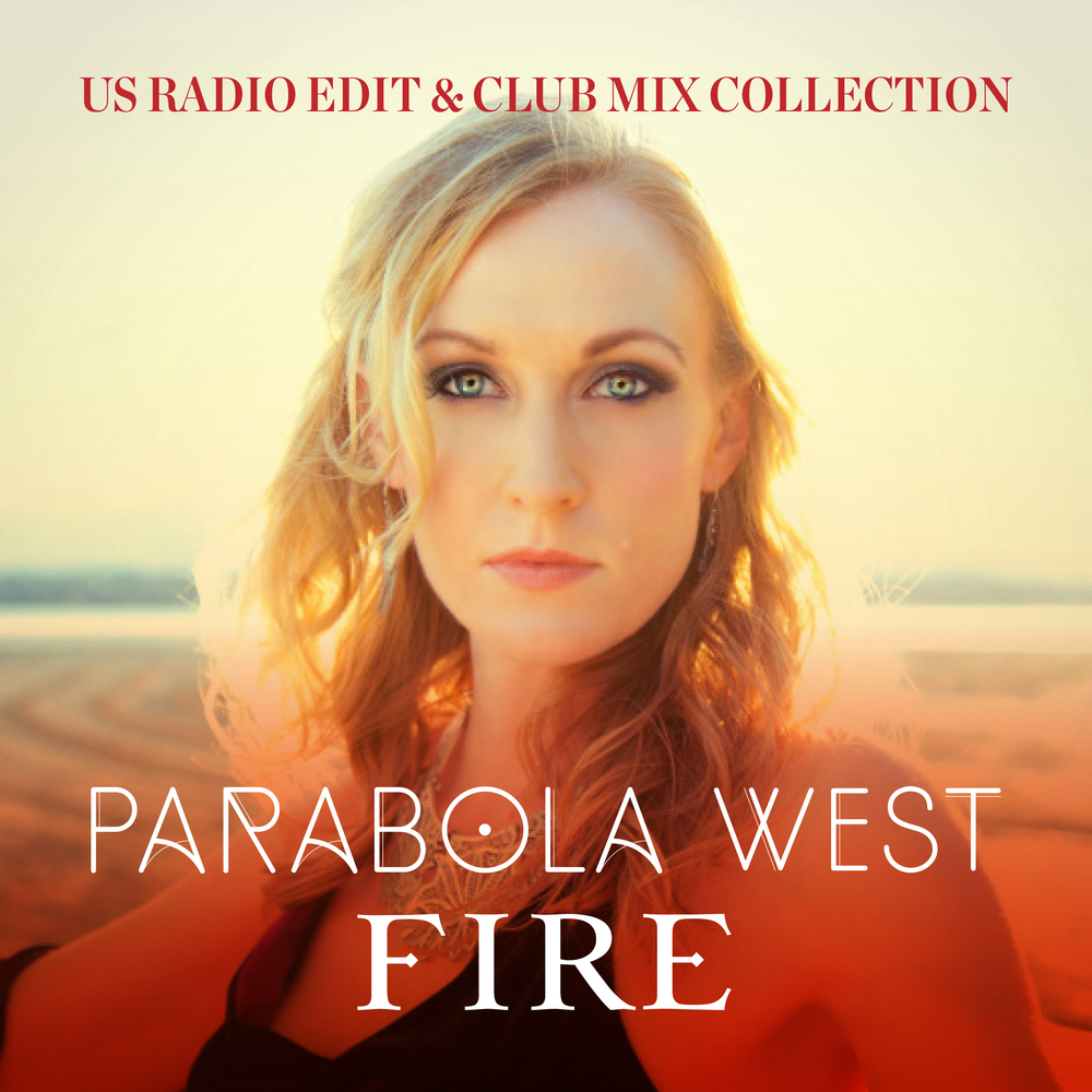Fire Remixes EP - US Radio Edit & Club Mix Collection