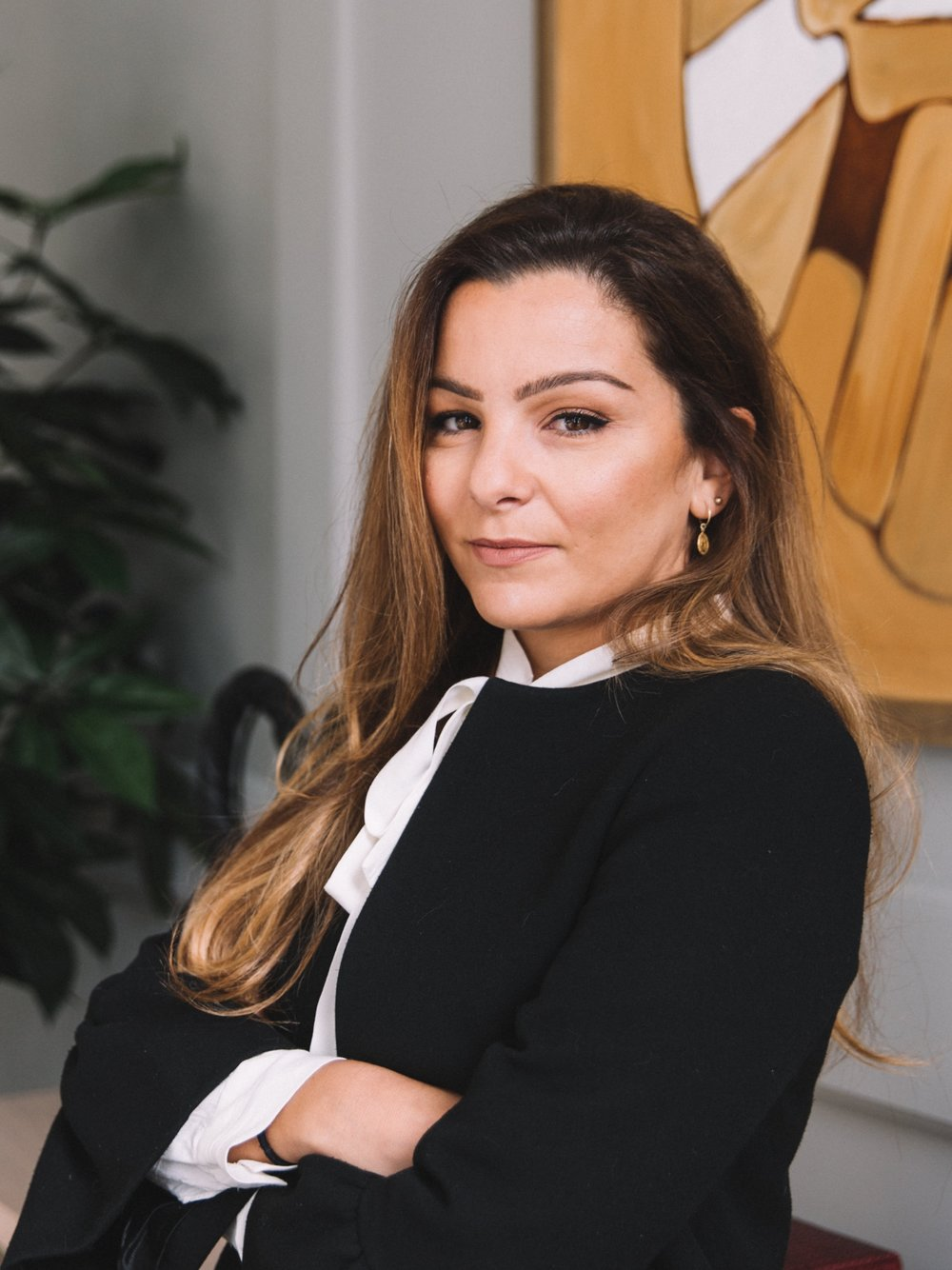 MIA KITSINIS - Design Director