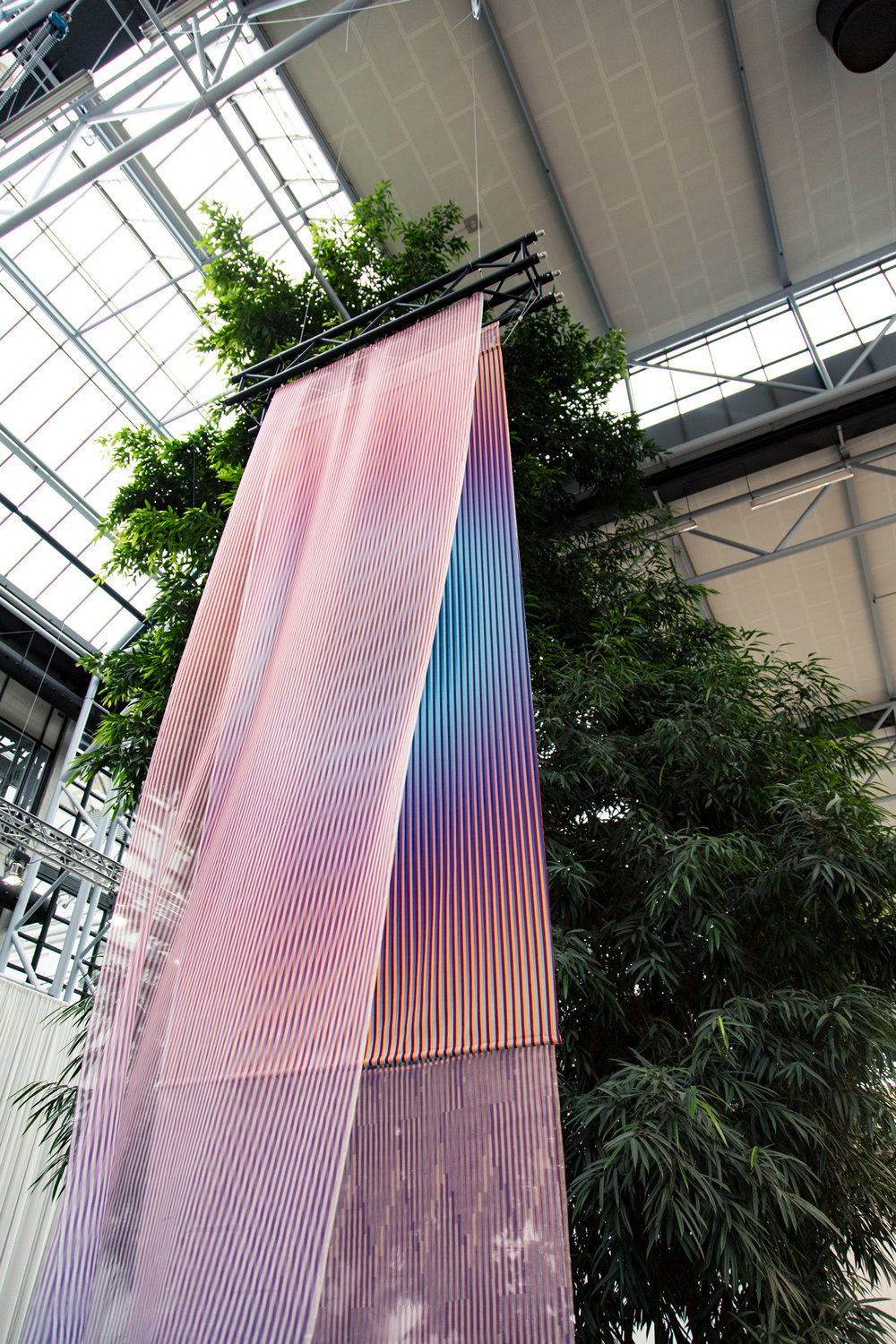 Trichroic Tapestries at Northmodern in Copenhagen
