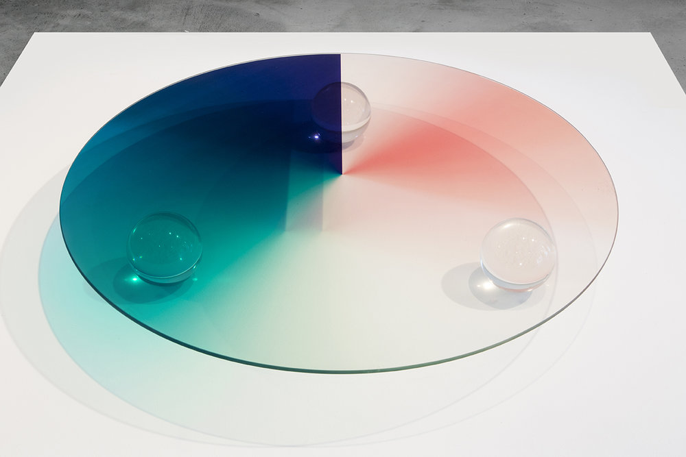 Colour Dial table