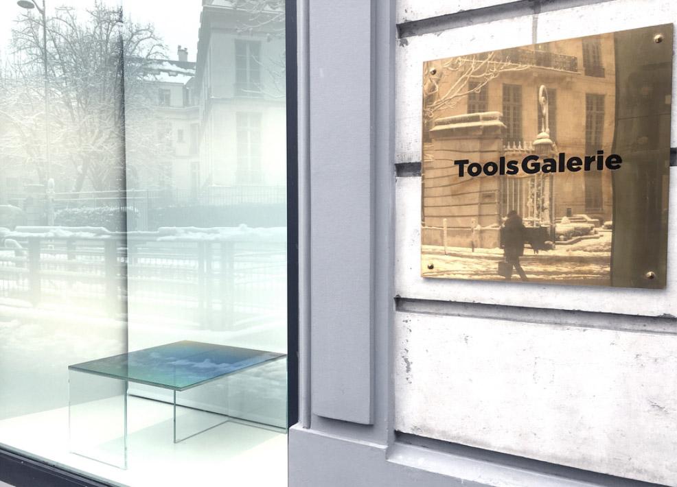 Rive Roshan at Tools Galerie Paris