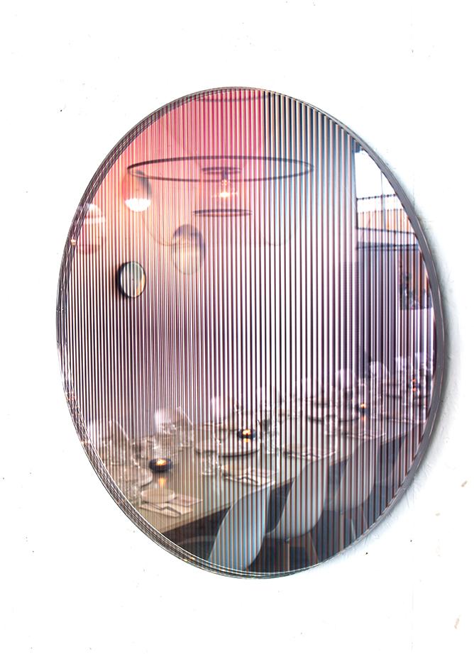 Trichroic Mirror - Rose