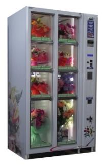 Flowerbox configurato per 8 compartimenti.