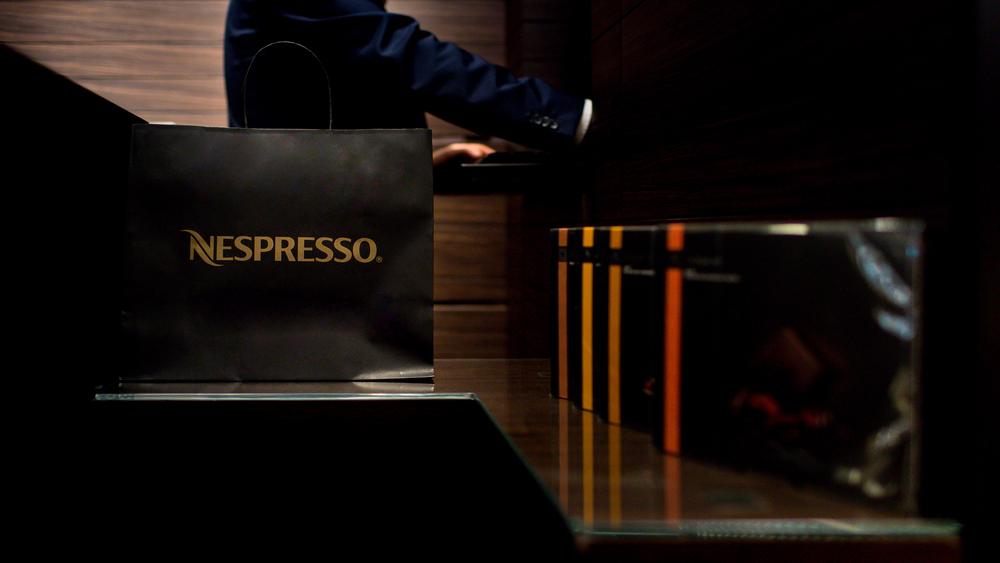 juan wyns photographer -> Nespresso Belgium