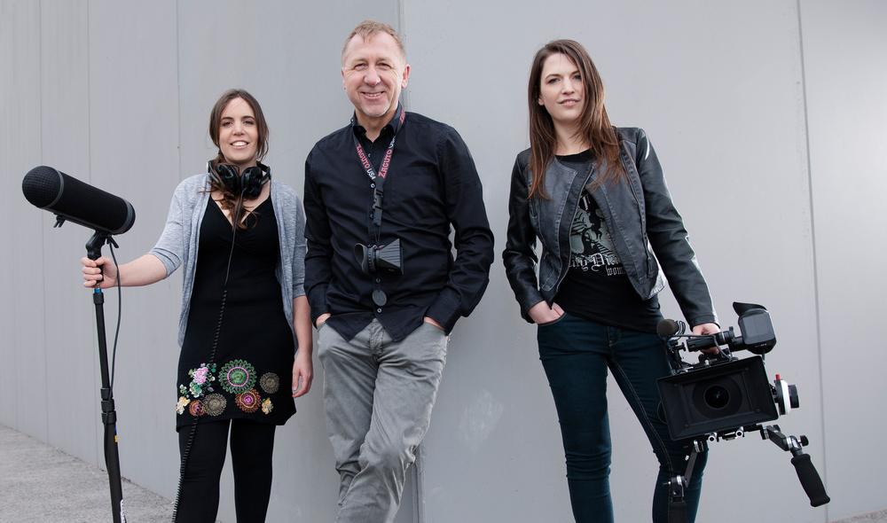 Petra Lenzenweger, Gerald Giedenbacher, Anna Lenzenweger