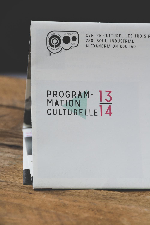 Centre culturel Les trois petits points