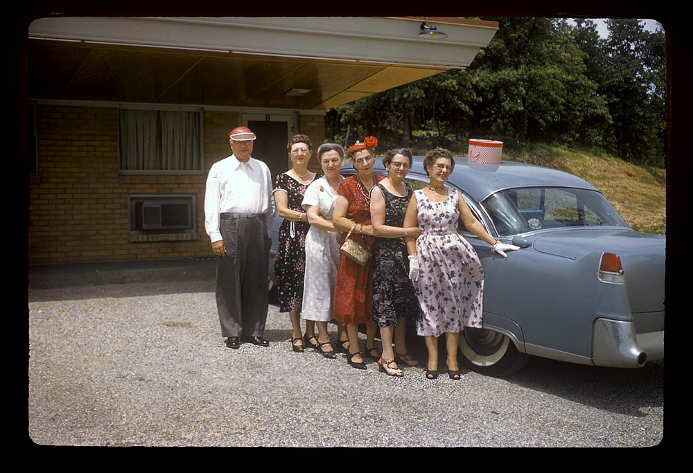 Harry with Group and Cadillac.jpg