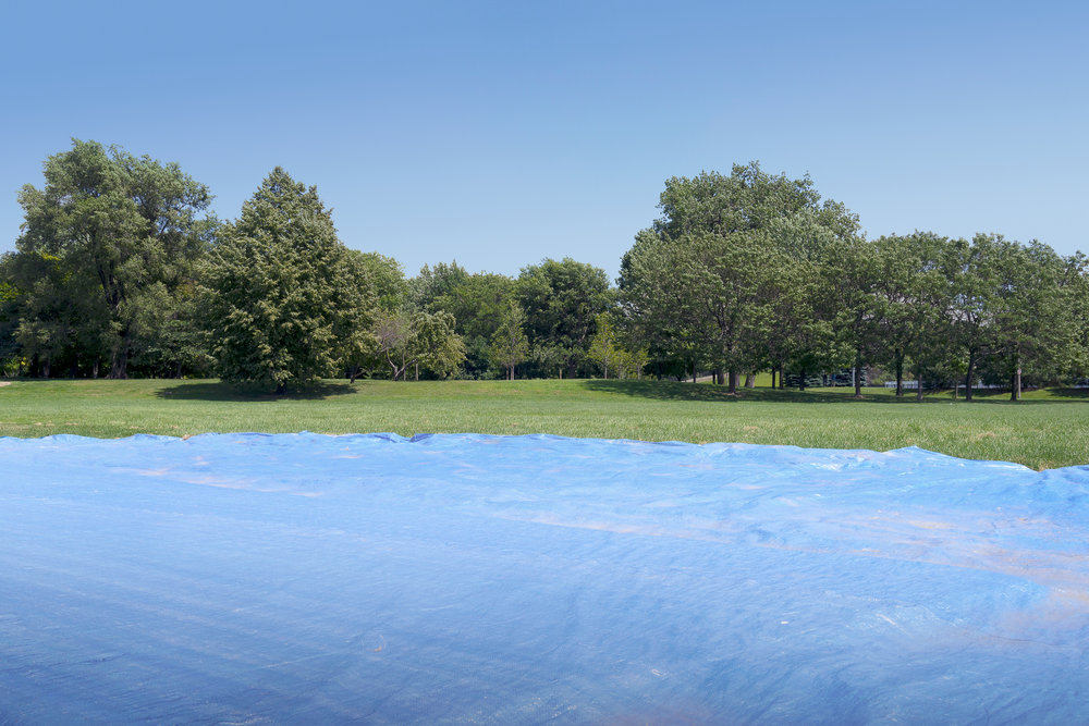 Blue Sky and Tarp.jpg